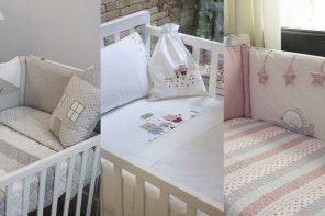 Textiles para bebés de Textura Baby & Kids