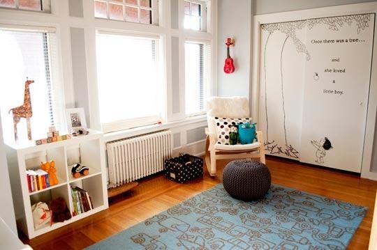 Decorar las puertas del armario decoraci n beb s - Decorar armario empotrado ...