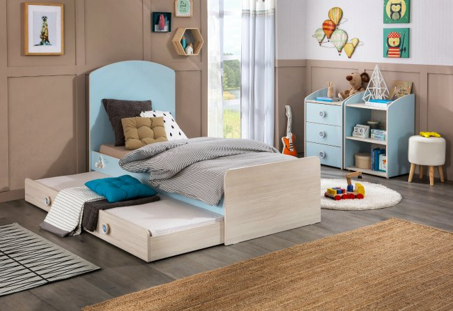 Colección de muebles Baby Boy para niños | DECORACIÓN BEBÉS