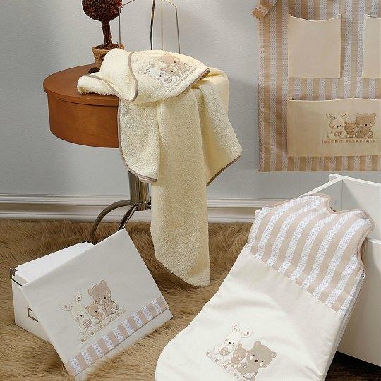 Todo para el dormitorio del bebé en bazartextil.com