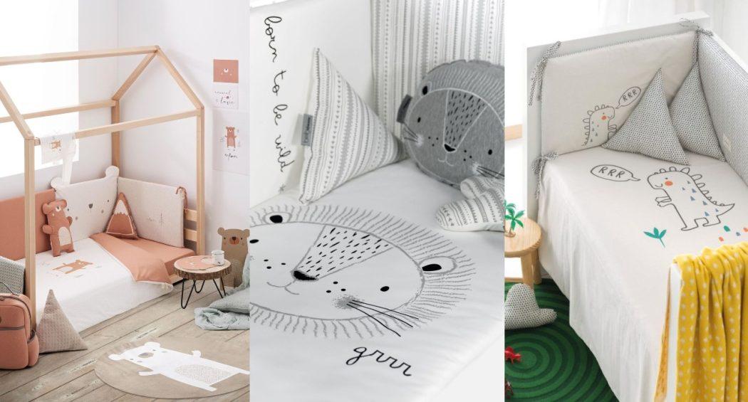 Bimbidreams textiles para bebés
