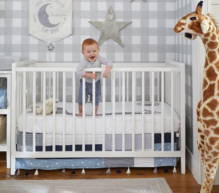 Habitaciones de bebés Buffalo Check