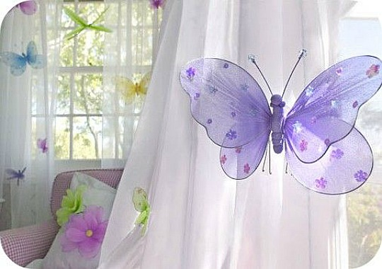 Ideas para tus cortinas infantiles decoraci n beb s - Cortinas infantiles originales ...