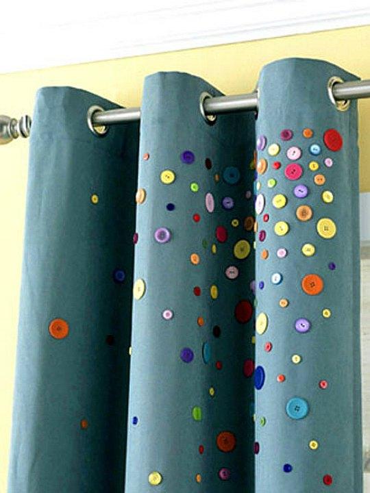 Ideas para tus cortinas infantiles