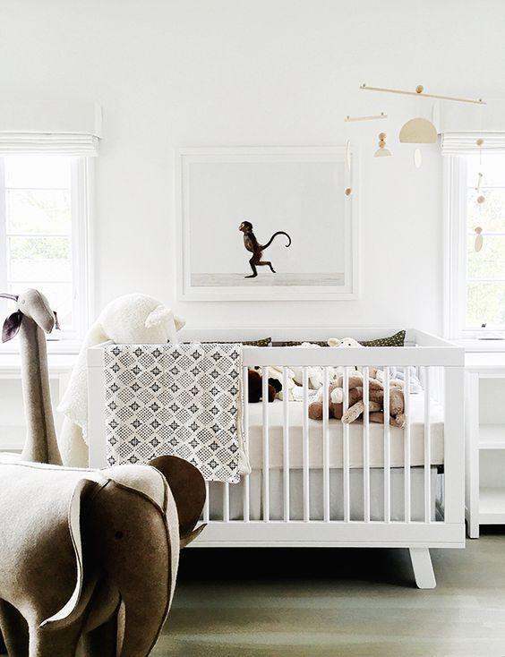 Decorar con cuadros de animales decoraci n beb s - Cuadros habitacion infantil ...
