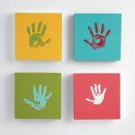 Cuadros ideales para la habitación del bebé
