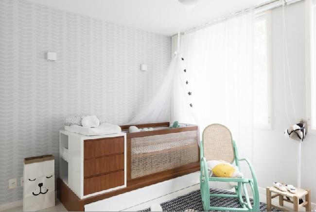 Visitamos el cuarto de beb de tomas decoraci n beb s - Habitacion bebe original ...