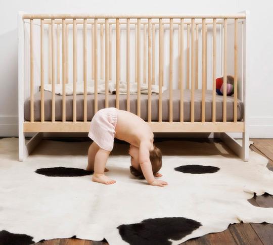 Oeuf, muebles infantiles de diseño