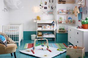 Habitaciones para bebes Ikea
