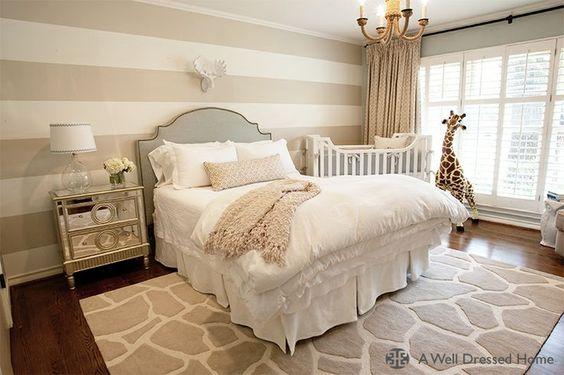 Crear un espacio para el bebé en tu habitación | DECORACIÓN BEBÉS