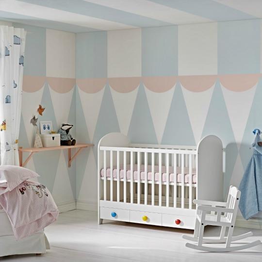 Lo nuevo de ikea para beb s cuna gonnat decoraci n beb s - Ikea habitaciones bebe ...