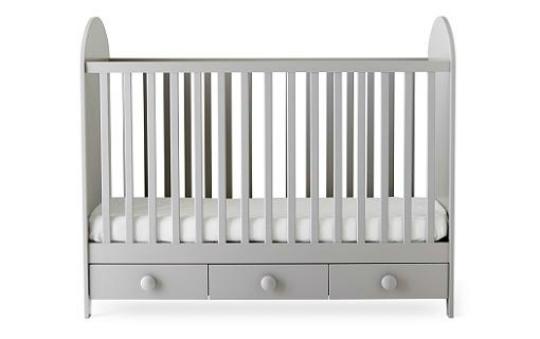 Lo nuevo de Ikea para bebés: cuna Gonnat