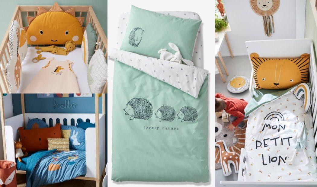 Ropa de cama para bebés de Vertbaudet