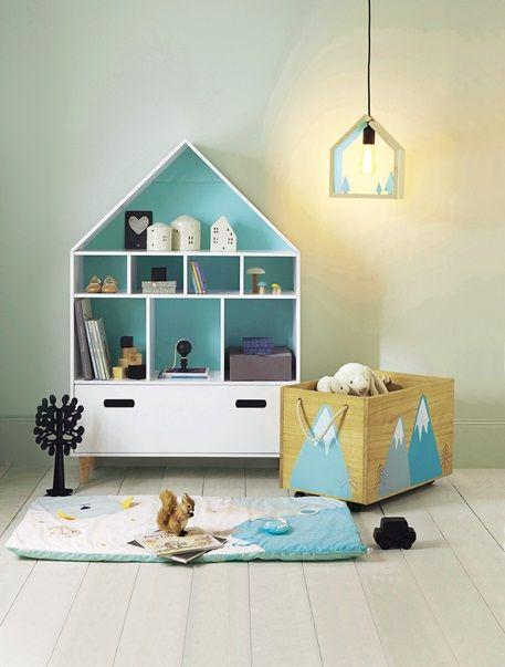 Ambientes de beb vertbaudet decoraci n beb s - Vertbaudet estanterias ...