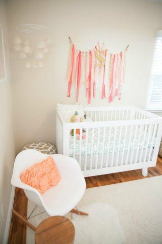Paredes beb s ideas decoraci n paredes habitaciones de beb - Paredes habitacion bebe ...