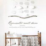 DIY Decoración habitación bebé