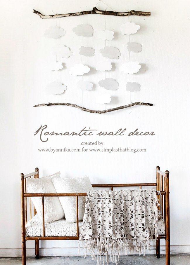diy decoracin habitacin beb