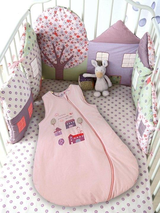 Decorar la habitación del bebé con Vertbaudet