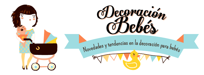 Decoracion Bebes - Lo más bonito en la decoración para bebés.