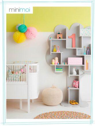 Estanterias Para Bebe Estanterias Para Habitaciones De Bebe Nina Nino - Estanterias-para-dormitorios