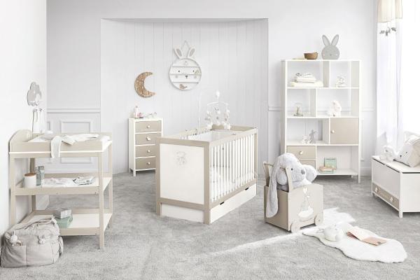 Estanterias redondas animales bebés