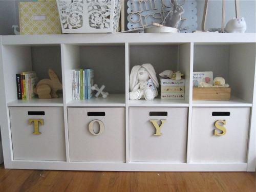 Ideas Decoracion Despacho Ikea ~ Estanter?as Expedit para la habitaci?n del beb?  DECORACI?N