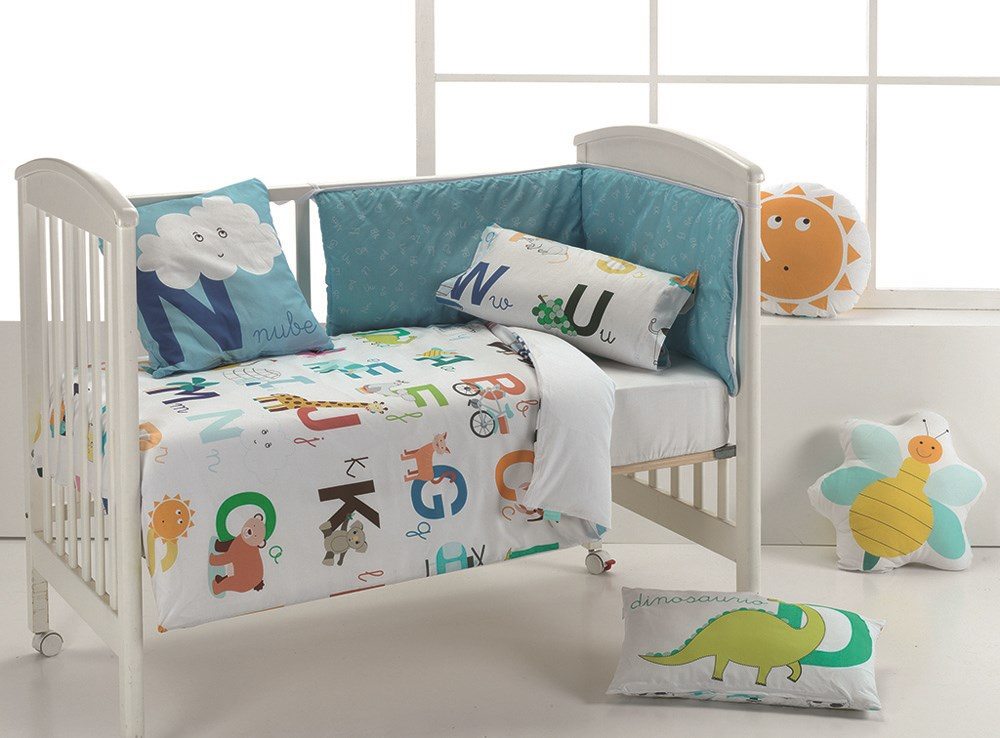 Textiles bebés de la marca Rubio Hogar