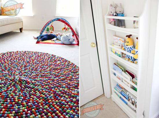 decoracion dormitorio para dos bebes