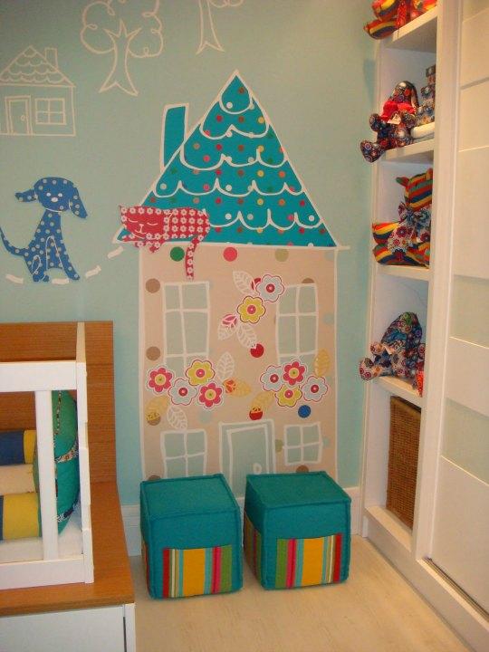 dormitorio para dos bebs nio y nia
