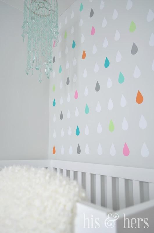 diy decoracin gotas de colores