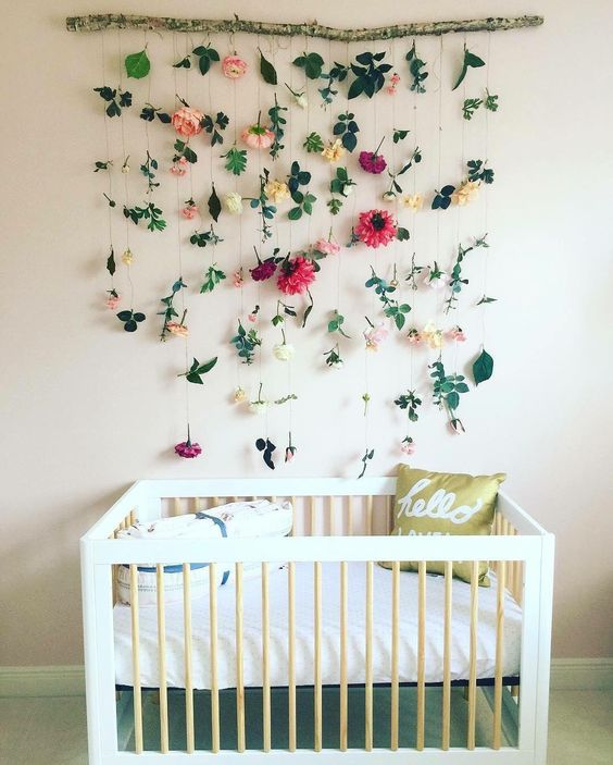 Habitaciones blancas para bebés