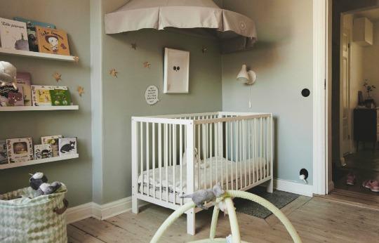 Decoracion Habitacion Bebe Ikea ~ Detalles Cuna Gulliver (convertible en cama al retirar uno de sus