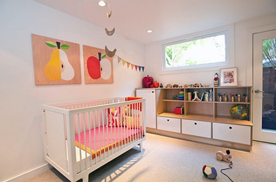 Fotos de habitaciones de beb s modernas decoraci n beb s - Habitaciones bebe modernas ...