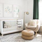 Inspiración habitaciones de bebé colores neutros