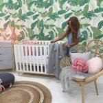 10 Cuartos de bebé de estilo tropical