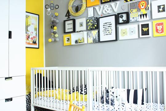 with decoracion dormitorio bebe nio