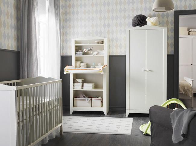 Habitaciones para bebes Ikea | DECORACIÓN BEBÉS