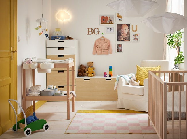 Habitaciones para bebes ikea decoraci n beb s for Jugendzimmer colors