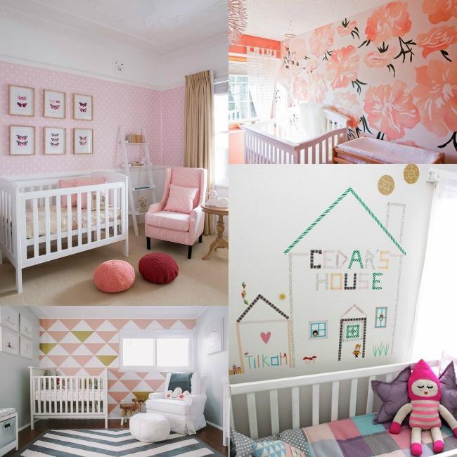 habitaciones-bebe-niña