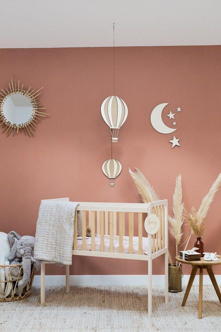 Habitaciones bebe rosa
