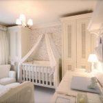 Habitaciones clásicas para bebes