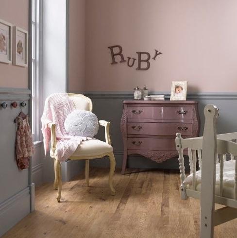 Decora con letras la habitaci n del beb decoraci n beb s - Letras habitacion bebe ...