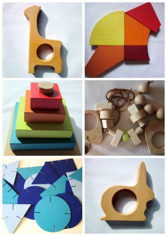 Libélula, juguetes ecológicos fabricados a mano