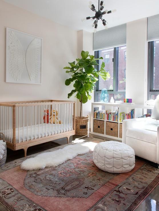 Fotos estantería Kallax para bebés