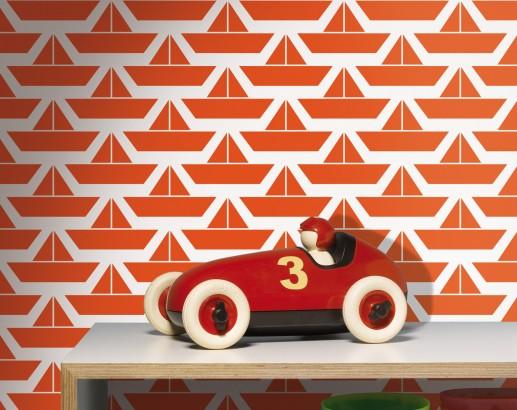 Kiss for Kids decora las paredes infantiles