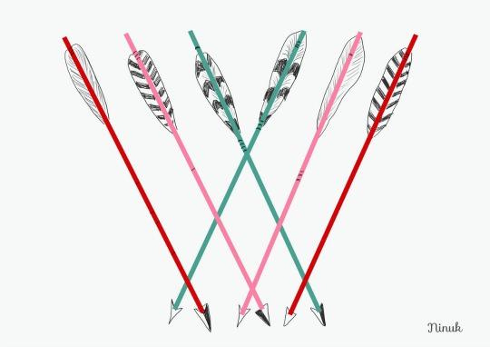 lamina-flechas