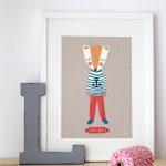 "Láminas ilustradas de ""Una mamá diseñadora"""