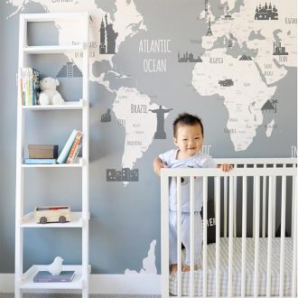 Murales Para Bebes Murales Para Habitaciones De Bebe
