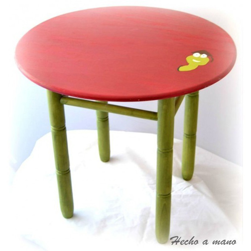 Conjunto mesita y silla infantil decoraci n beb s - Mesita con sillas infantiles ...