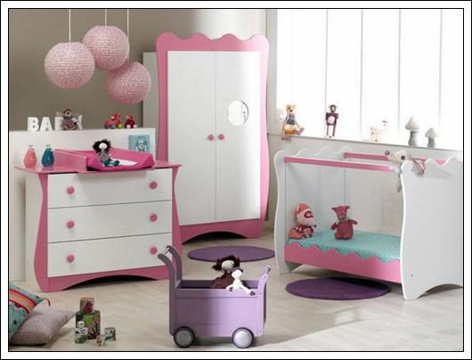 Mobiliario para el bebé en Mobikids